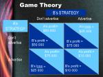 game theory24