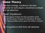 game theory25