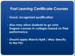 post leaving certificate courses39