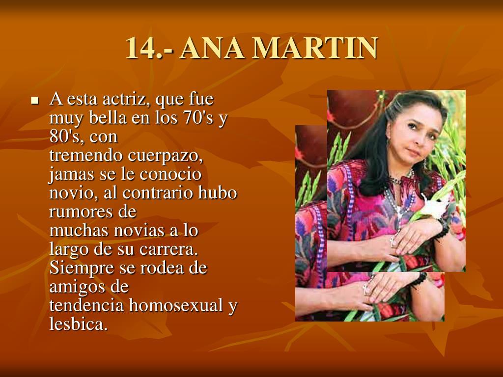 14.- ANA MARTIN