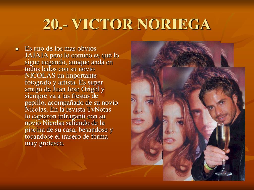 20.- VICTOR NORIEGA