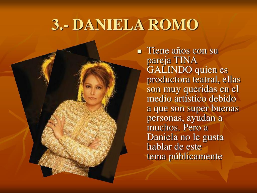 3.- DANIELA ROMO