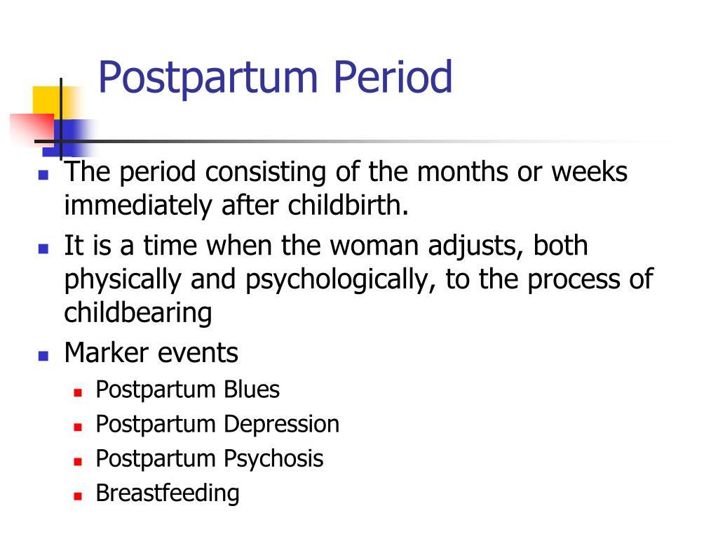 when postpartum depression leads to psychosi
