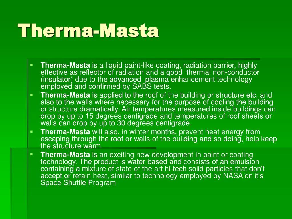 Therma-Masta