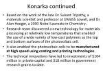 konarka continued