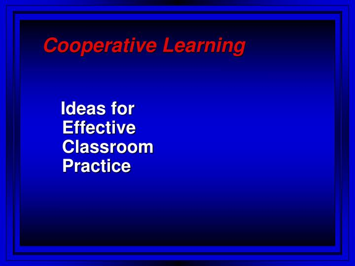 Cooperative learning l.jpg