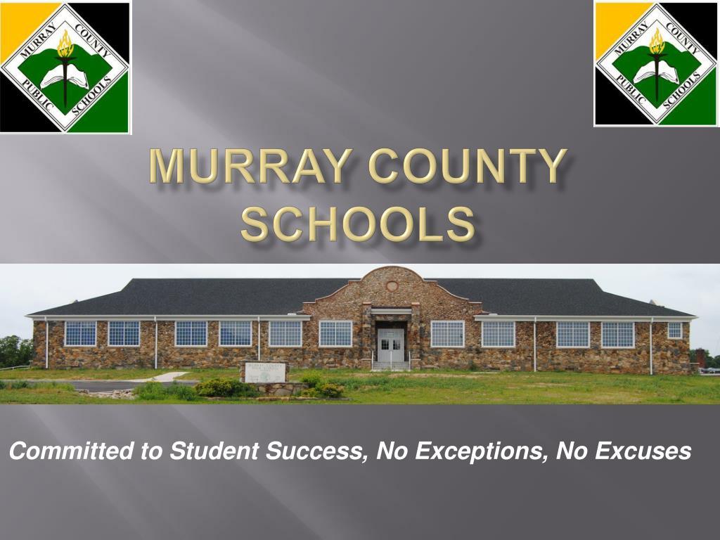 MURRAY COUNTY SCHOOLS