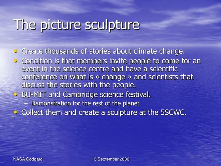 The picture sculpture
