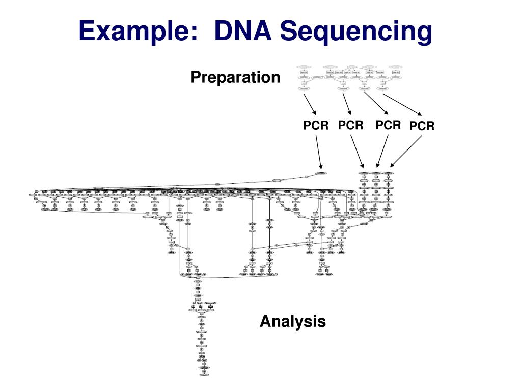Example:  DNA Sequencing