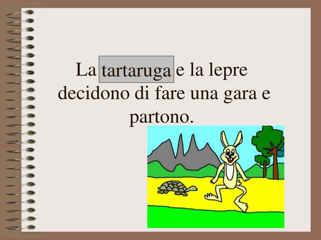 Ppt la tartaruga e la lepre powerpoint presentation id for Lepre immagini da stampare