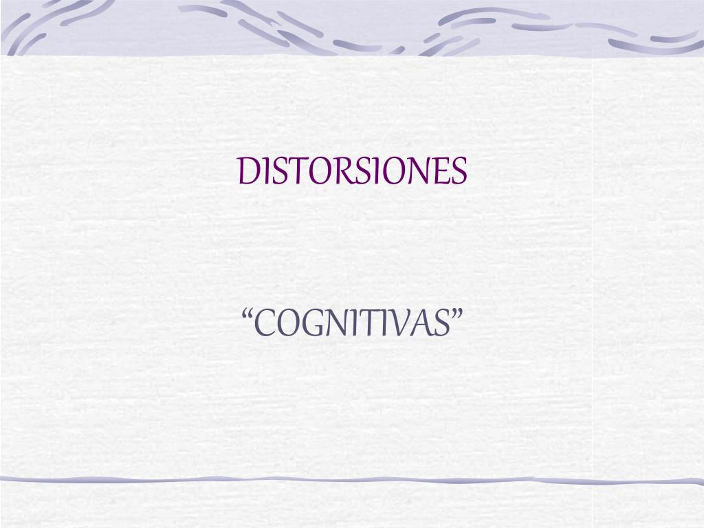 DISTORSIONES