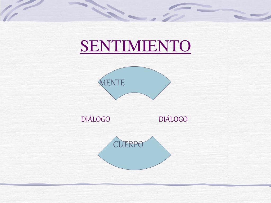 SENTIMIENTO