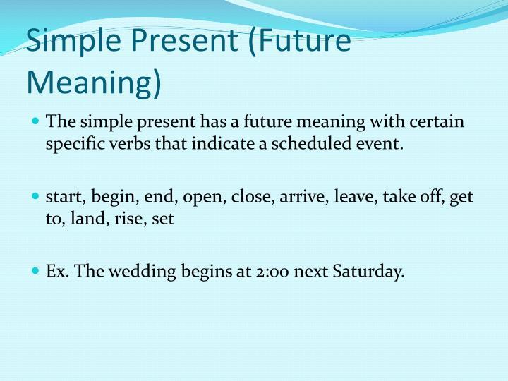 ppt simple future tense powerpoint presentation id 554523. Black Bedroom Furniture Sets. Home Design Ideas