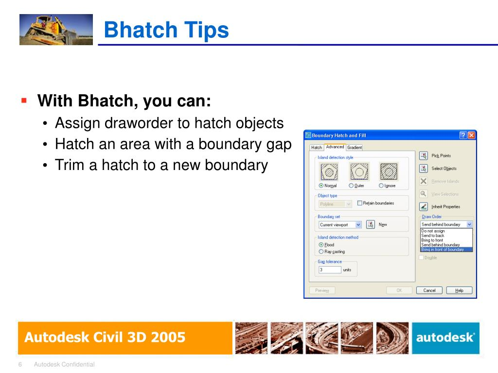 Bhatch Tips