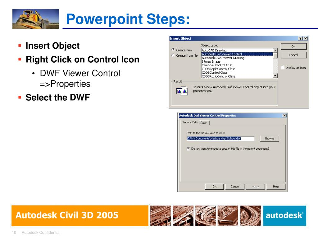 Powerpoint Steps: