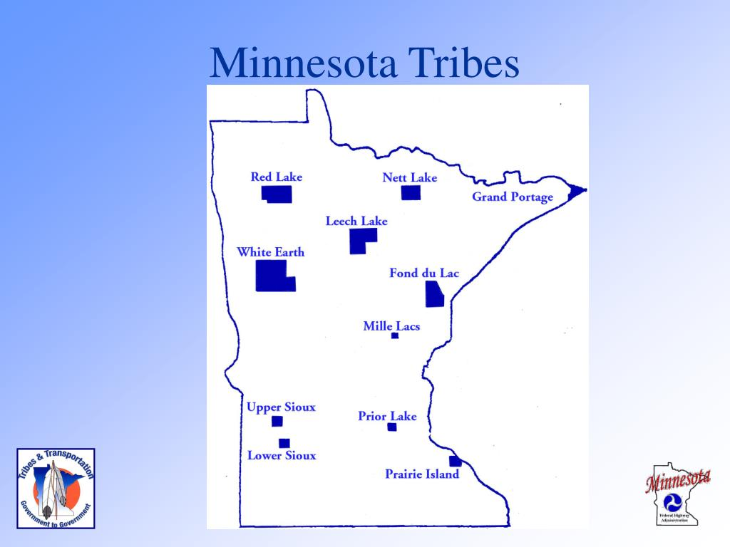 Minnesota Tribes
