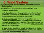 6 wind system