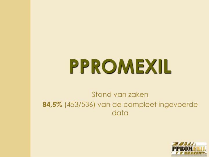 PPROMEXIL