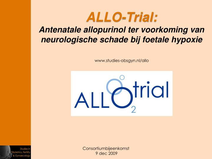 ALLO-Trial: