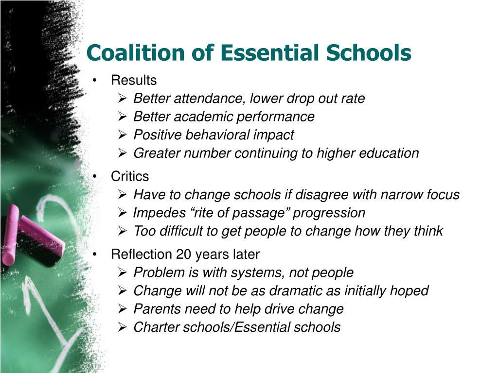 Coalition of Essential Schools