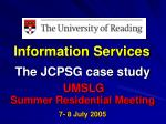 information services27