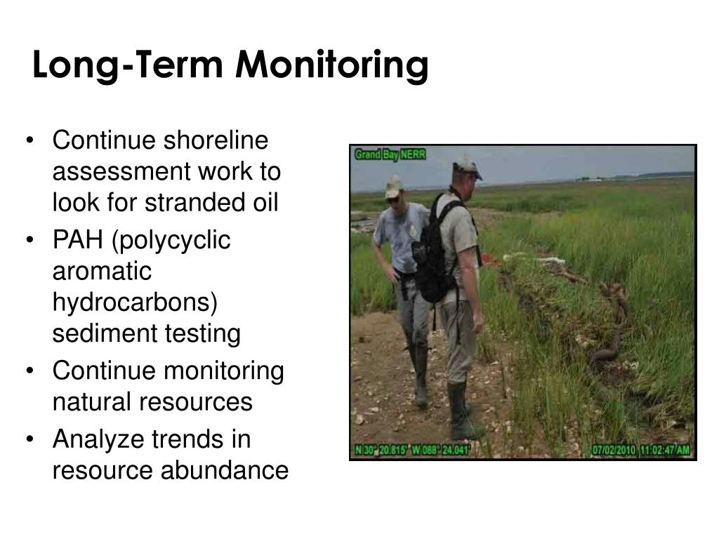 Long-Term Monitoring