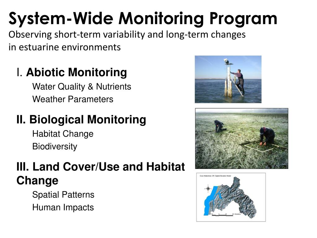 System-Wide Monitoring Program
