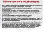 n o se considera industrializa o10