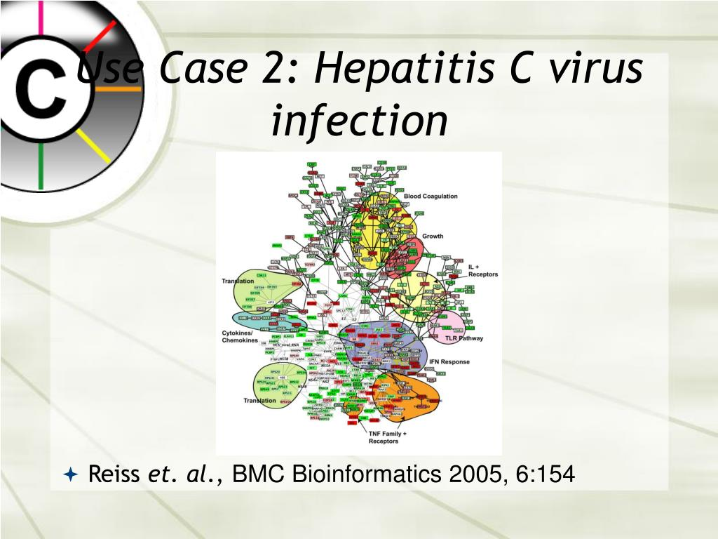 Use Case 2: Hepatitis C virus infection