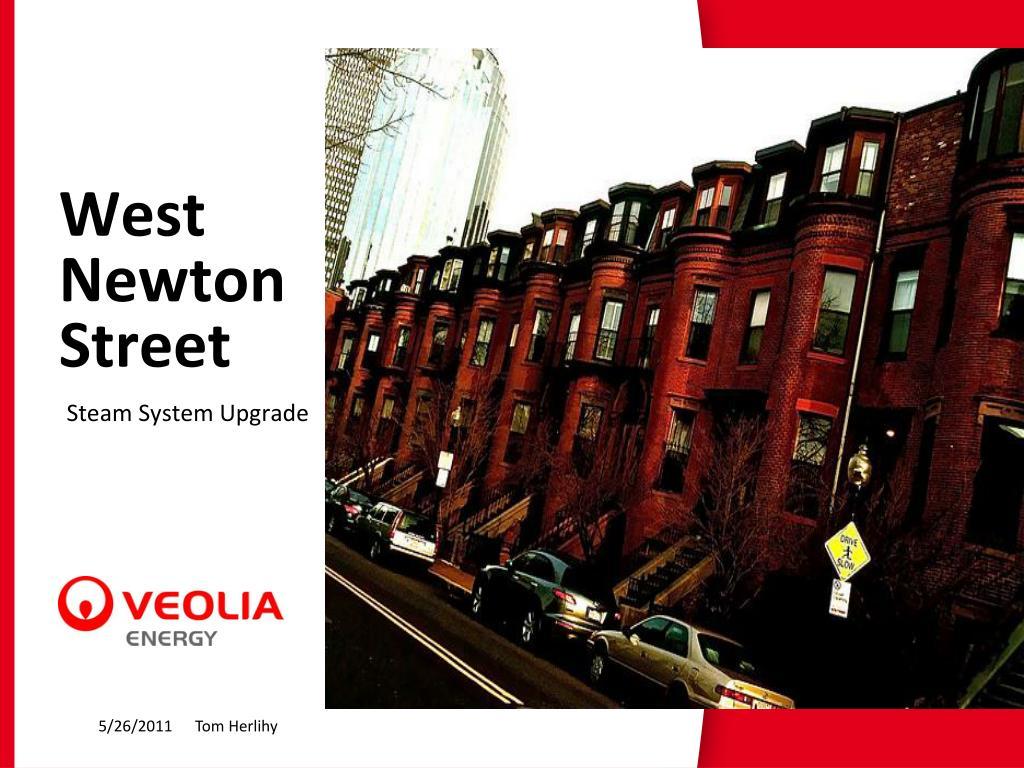 west newton street