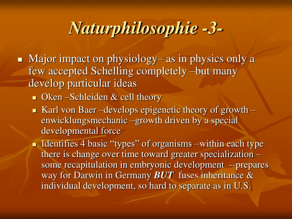 Naturphilosophie -3-