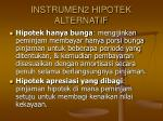 instrumen2 hipotek alternatif15