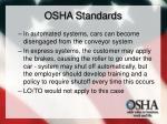osha standards23