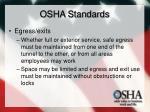 osha standards26