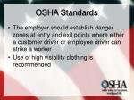 osha standards33
