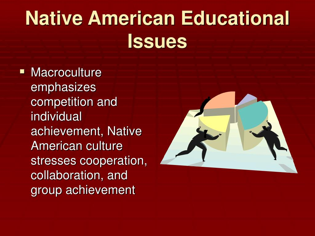 Native American Educational Issues