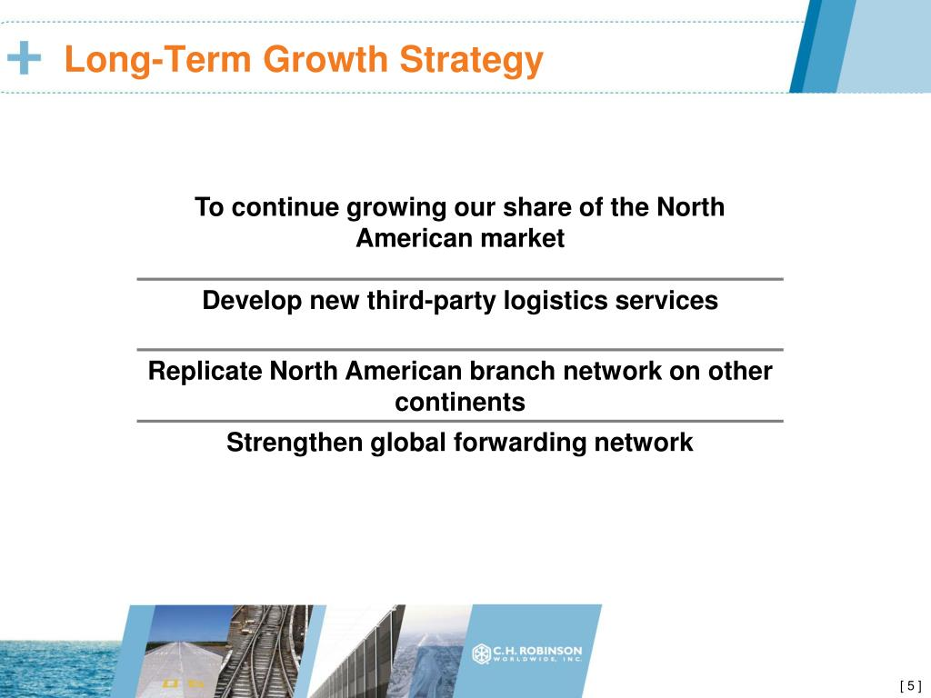 Long-Term Growth Strategy