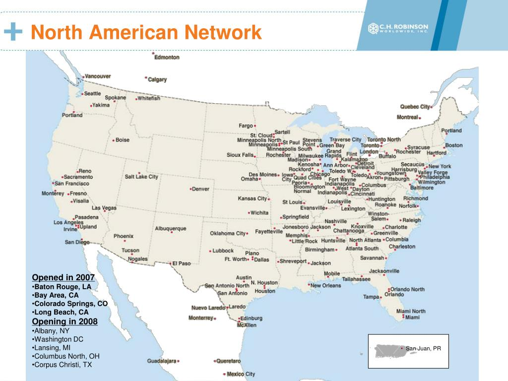 North American Network