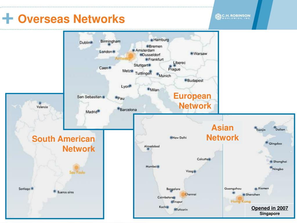 Overseas Networks
