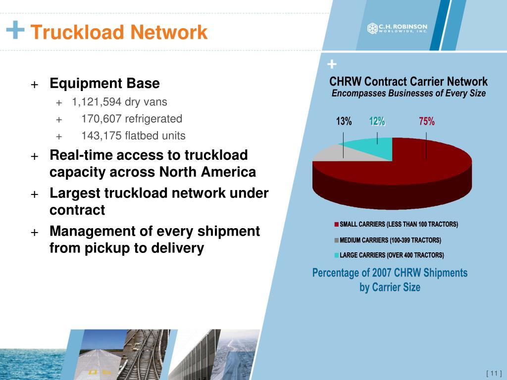 Truckload Network