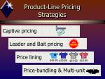 product line pricing strategies