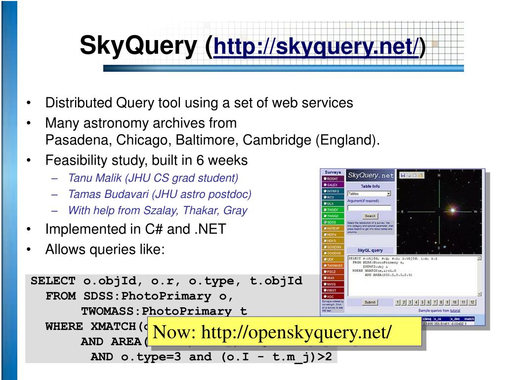 SkyQuery (