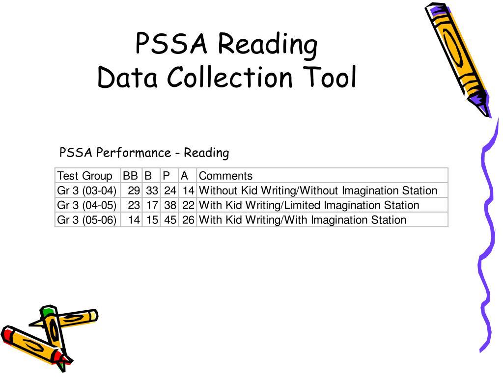PSSA Reading