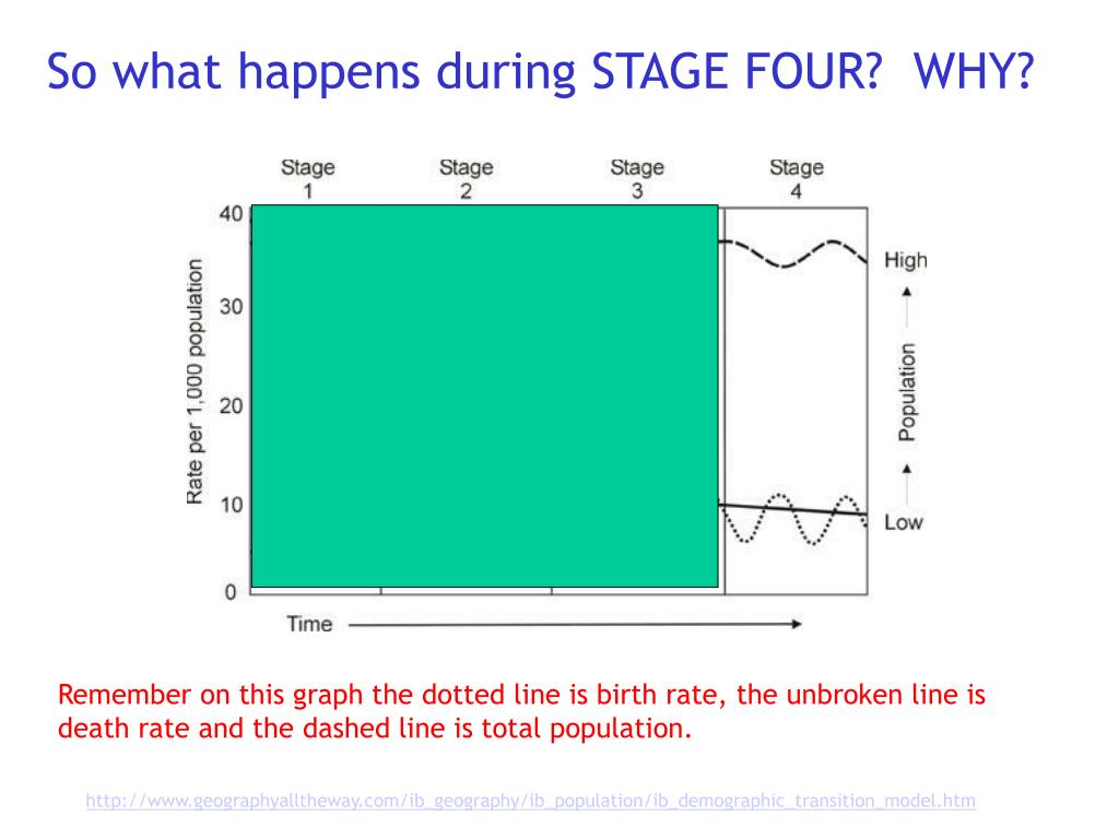 So what happens during STAGE FOUR?  WHY?