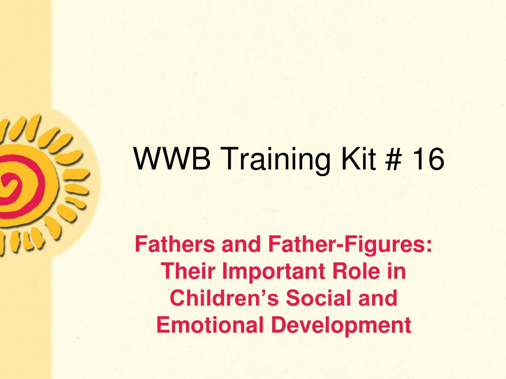 WWB Training Kit # 16