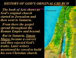 history of god s original church3