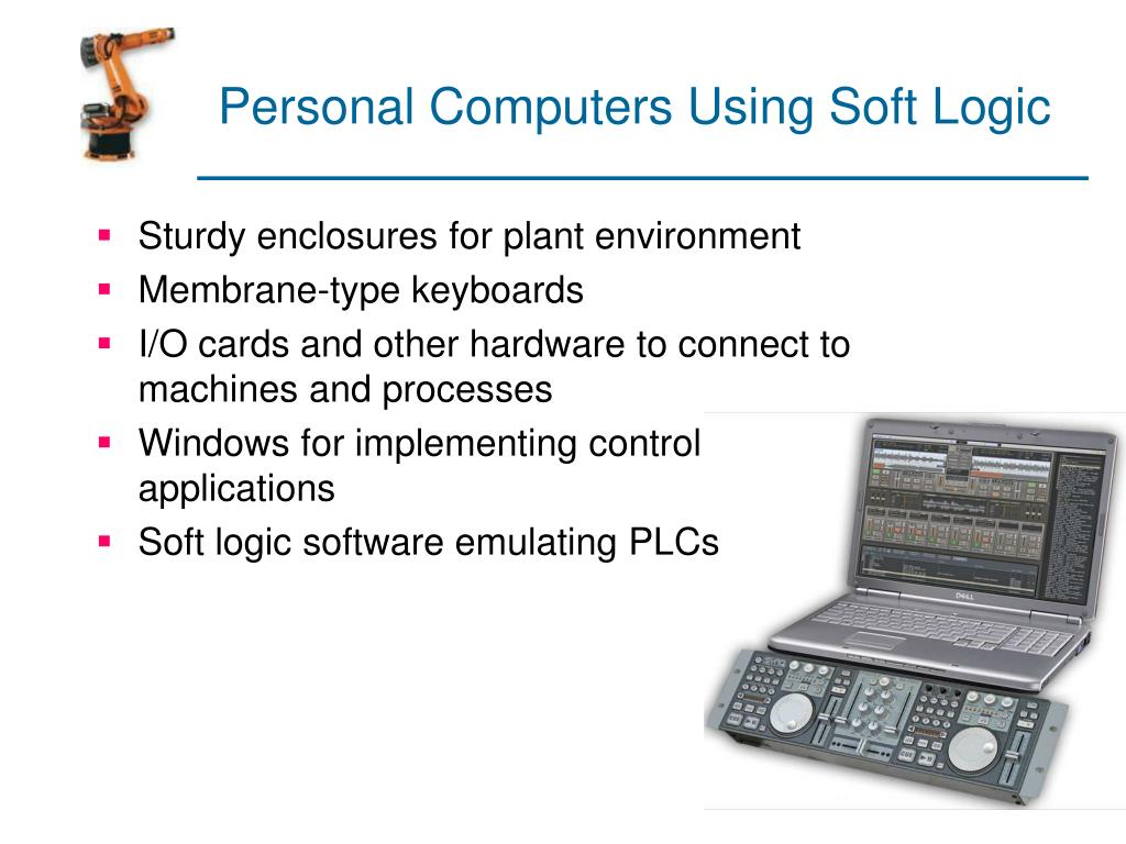 Personal Computers Using Soft Logic