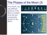the phases of the moon 3