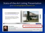 state of the art listing presentation go to www kelloggridgeview flipshow com