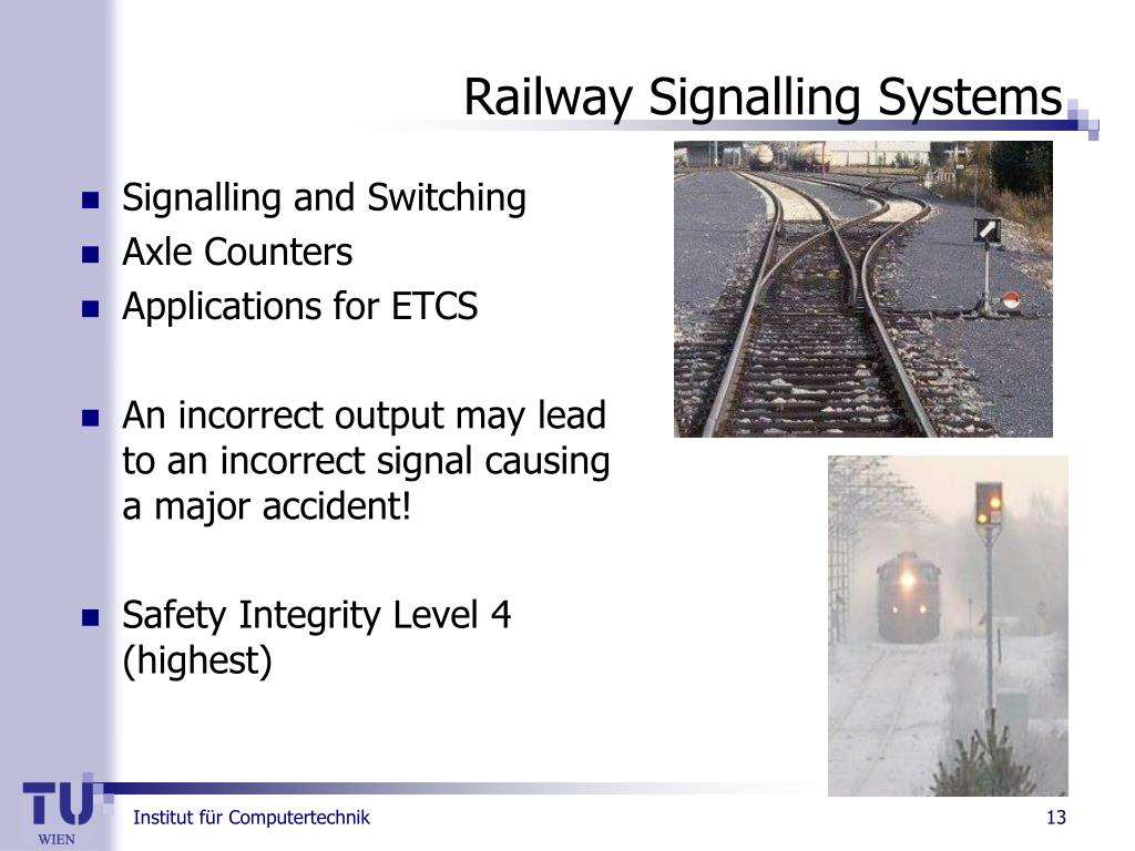 Signalling and Switching